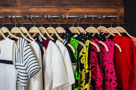 Lässig Und Schön  Kleiderstangen Als Aufbewahrungslösung
