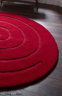 Area Carpets Cheap by Round Red Rugs House Decor Ideas
