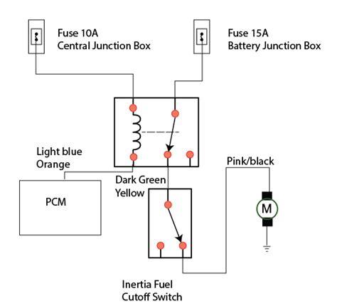 Ford Windstar Fuel Pump Wiring Diagram Ricks Free Auto
