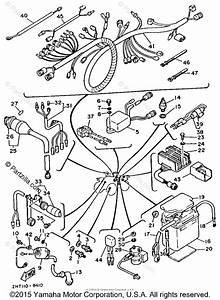 Yamaha Atv 1988 Oem Parts Diagram For Electrical