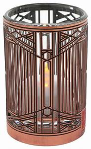 frank lloyd wright evans house metal votive craftsman With kitchen cabinets lowes with frank lloyd wright metal wall art