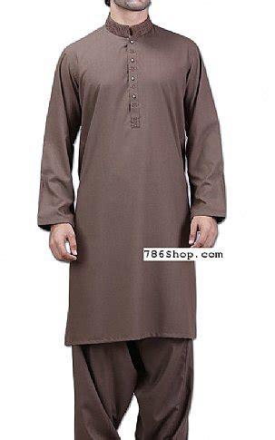 chocolate men shalwar kameez suit buy pakistani indian