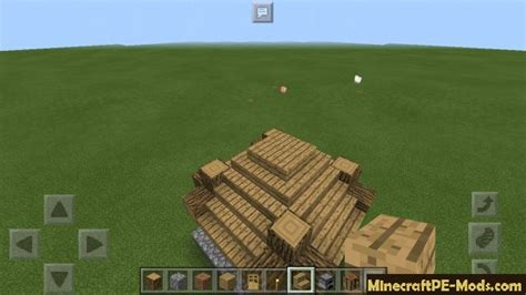 build  small medieval house  minecraft pe
