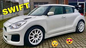 Top 10  Best Modified New Maruti Suzuki Swift