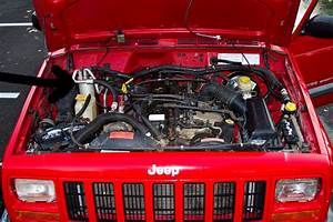 Jeep Cherokee Questions - Fuel Pump Or Filter