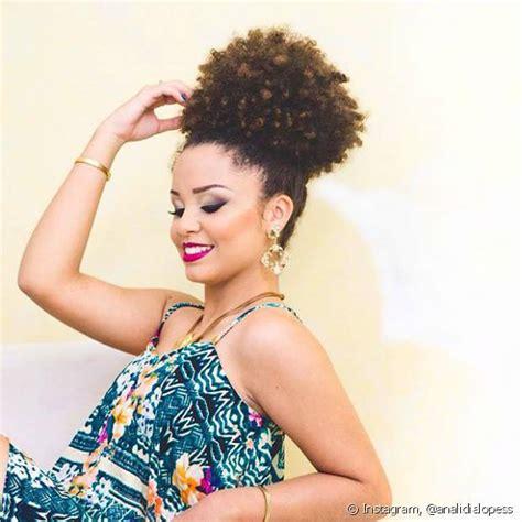 fotos de penteados  cabelo crespo  afropuff  trancas  twists