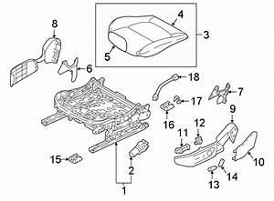 Mazda 3 Power Seat Wiring Harness  Japan Built  Seat
