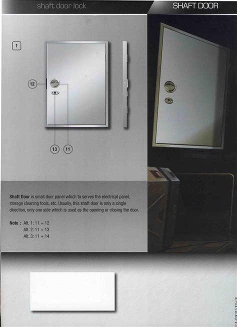 hardware pintu besi steel door media bangunan