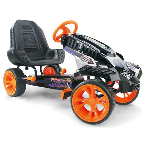 nerf car shooter nerf go kart goes mad max nerf style the escapist