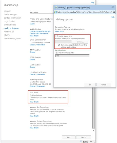 Office 365 Mail Forwarding Without Mailbox by Exchangepedia List Users With Automatic Email Forwarding