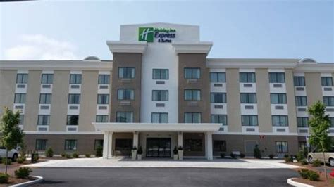 mi holiday inn express  suites west ocean city