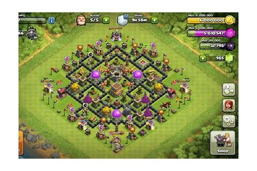 who download clash of clans