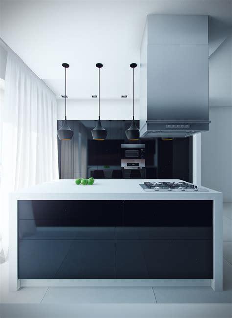 modern eat  kitchen designs showme design