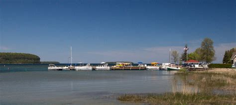 Door County Boat Rental by South Shore Pier Door County Boat Rentals Pontoon