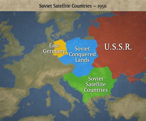 satellite countries cold war ussr nation 1950 soviet country during europe quia union sdpb eastern lines maps another vocabulary
