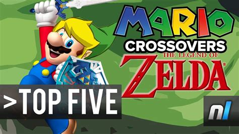 Five Super Mario Legend Of Zelda Crossovers You May Have