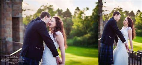 rebecca chris eglinton country park ayrshire wedding