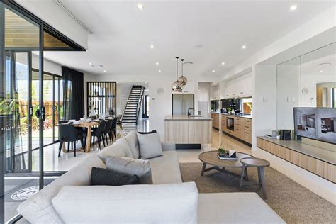 Metricon Has The Perfect Home Design For Narrow Inner
