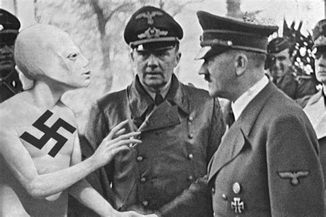 weird conspiracy theories  hitlers death page