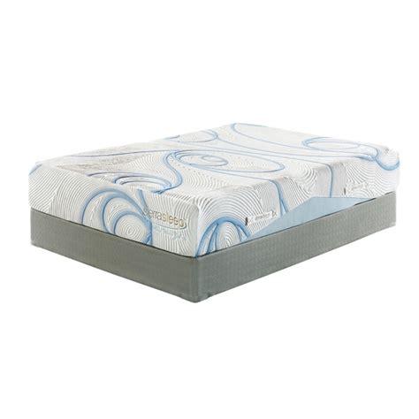 sleep 12 inch size gel memory foam mattress