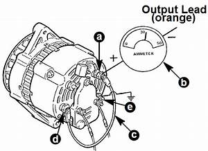 How To Test An Alternator Current Output