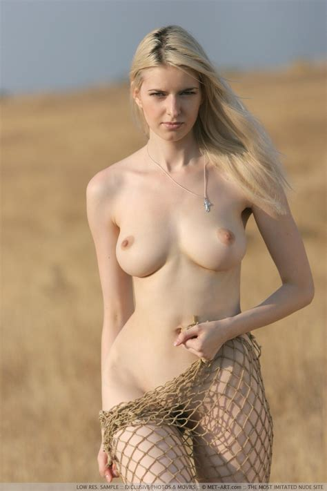 Maya C Nude In Photos From Metart