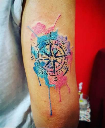 Compass Tattoo Designs Cool Meaning Tips Tattoos