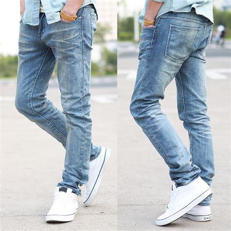 Light blue skinny jeans male u2013 Super Jeans in dieser Saison