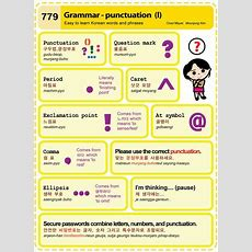 Easy To Learn Korean 779  Grammarpunctuation  Easy To Learn Korean  Pinterest Punctuation