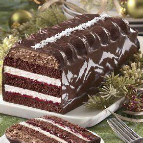 swiss colony bavarian creme torte layer cakes