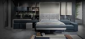Bastelschrank Mit Tisch : hochwertige design schrankbetten mit tisch sofa oder regal ~ A.2002-acura-tl-radio.info Haus und Dekorationen