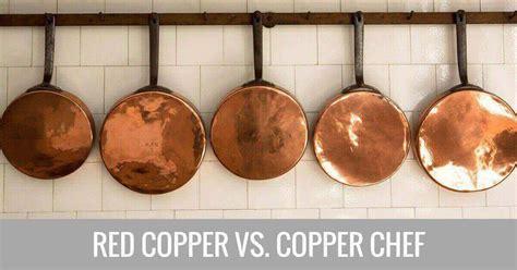 copper chef  red copper    avoid common problems