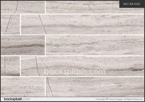 Nasco Tile And Threading Silver by Silver Gray Subway Modern Marble Backsplash Tile