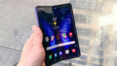 galaxy fold launch pushed  september heres whats