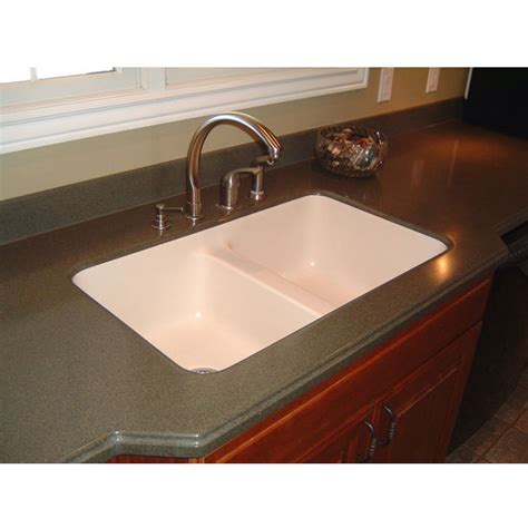 kitchen sink newport double equal bowl under mount sink