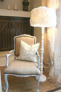 Lampenschirm Für Stehlampe : lampenschirm f r stehlampe selber machen vintage shabby chic chris ~ Orissabook.com Haus und Dekorationen