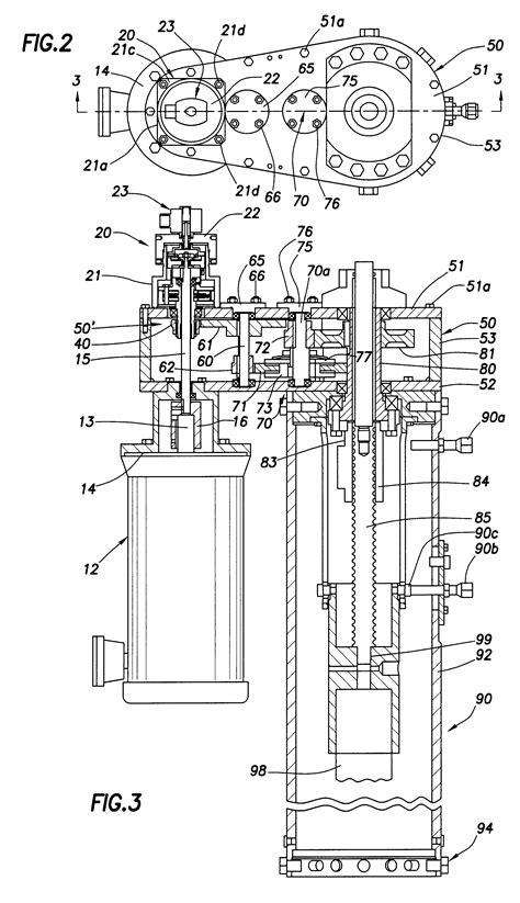 Patent US6488260 - Electric fail safe valve actuator