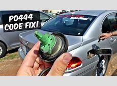 BMW CODE P0444 FIX e46 e83 e60 e36 e39 e90 YouTube