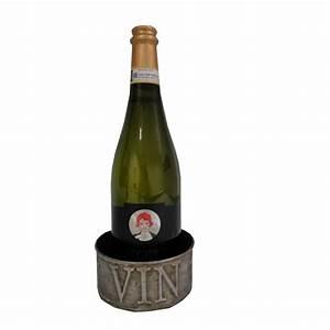 Porte Bouteille Vin : porte bouteille en zinc vin par antic line ~ Melissatoandfro.com Idées de Décoration