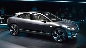 Jaguar I Pace : jaguar i pace concept takes dead aim at tesla model x ~ Medecine-chirurgie-esthetiques.com Avis de Voitures