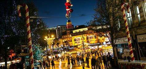 christmas in bournemouth in bournemouth dorset