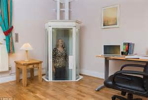 simple elevator for homes ideas lifestyle lift could replace stairlifts in homes daily