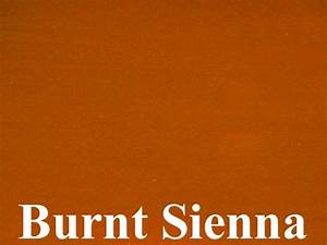 Iron Oxide Irons And Siena On Pinterest