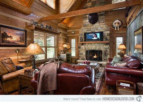 16 Awesome Western Living Room Decors  Living Room And