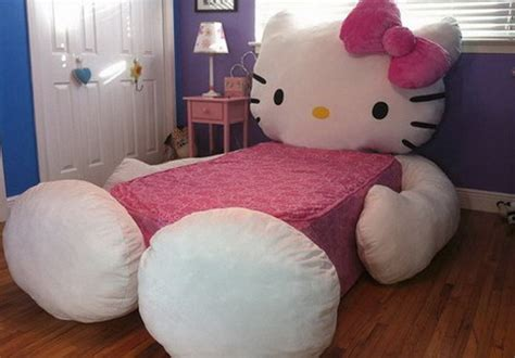 20 Cute Hello Kitty Bedroom Ideas