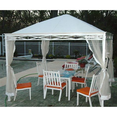 jra patio furniture replacement cushions jra ella collection gazebo target replacement canopy