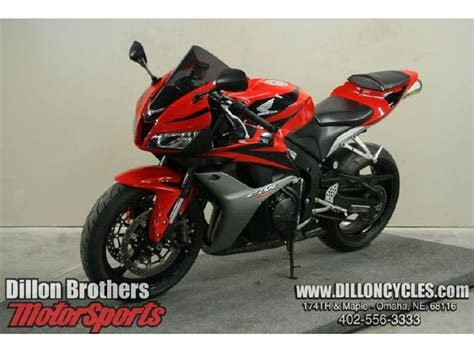 buy cbr 600 buy 2007 honda cbr600rr red black on 2040 motos