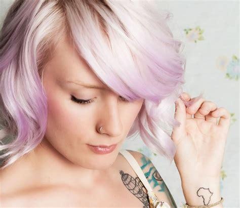 Ice Cream Pastel Hair Is Still Super Popular In Nyc