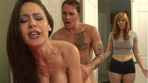 Fuck My Step Neighbor While She Was Stuck In The Submerge #Sexy #Wife #Catches #Her #Mom #Getting #Ass #Fucked #By #Her