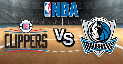 Dallas mavericks vs los angeles clippers live stream. Los Angeles Clippers Vs Dallas Mavericks - NBA Game Day Preview